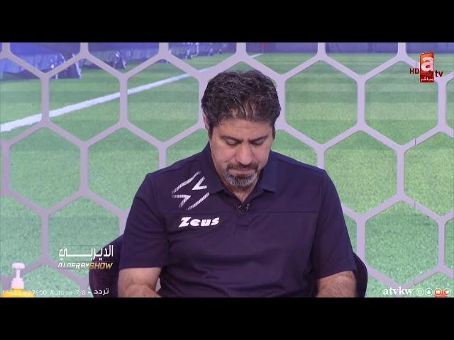عبدالعزيز عطية: لابس تيشيرت العين دعماً لهم قدام الهلال.. المتصلة منى: والله ما أعتقد يفوز العين