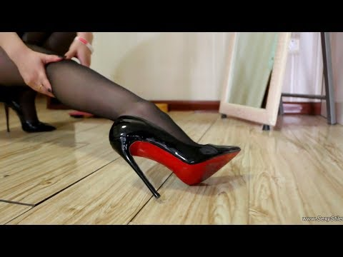 Foot Fetish and Sexy Stiletto Videos from AISAN Part35 letöltés