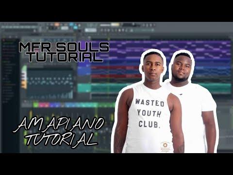 MFR Souls Fl Studio Tutorial Ft. Potion Ty