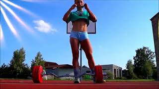 Super Sexy Teen Working out Don't forget like, comment & subscribe!...