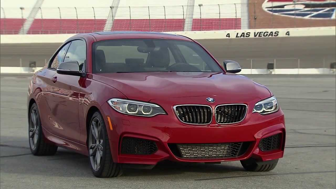 bmw 235i coupe review automototv youtube. Black Bedroom Furniture Sets. Home Design Ideas