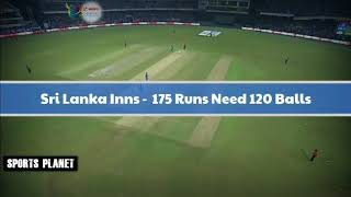 Nidahas Trophy 2018 || IND VS SRI LANKA T20 MATCH HIGHLIGHTS