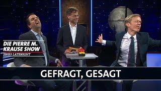 """""""Gefragt, gesagt"""" mit Bastian Pastewka"""