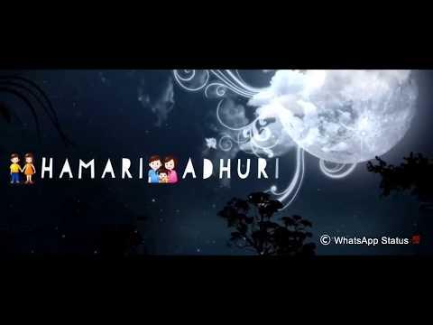 💕 Na Jane Koi - kashi hai Yaeh Zindagaani | Hamari Aadhuri kahani | - WhatsApp Status Video 2k17 💕
