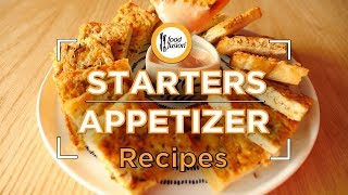 starter recipes
