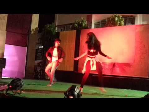 Dance Pe Chance Marle stage show