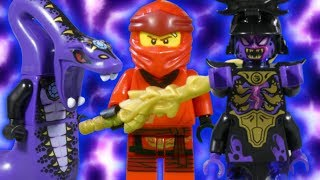LEGO NINJAGO LEGACY PART 2 - TRAILER 3 - BATTLE FOR THE GOLDEN WEAPONS