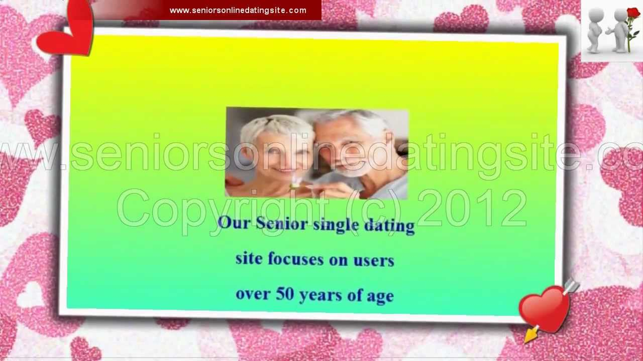 Dating sites for older singles