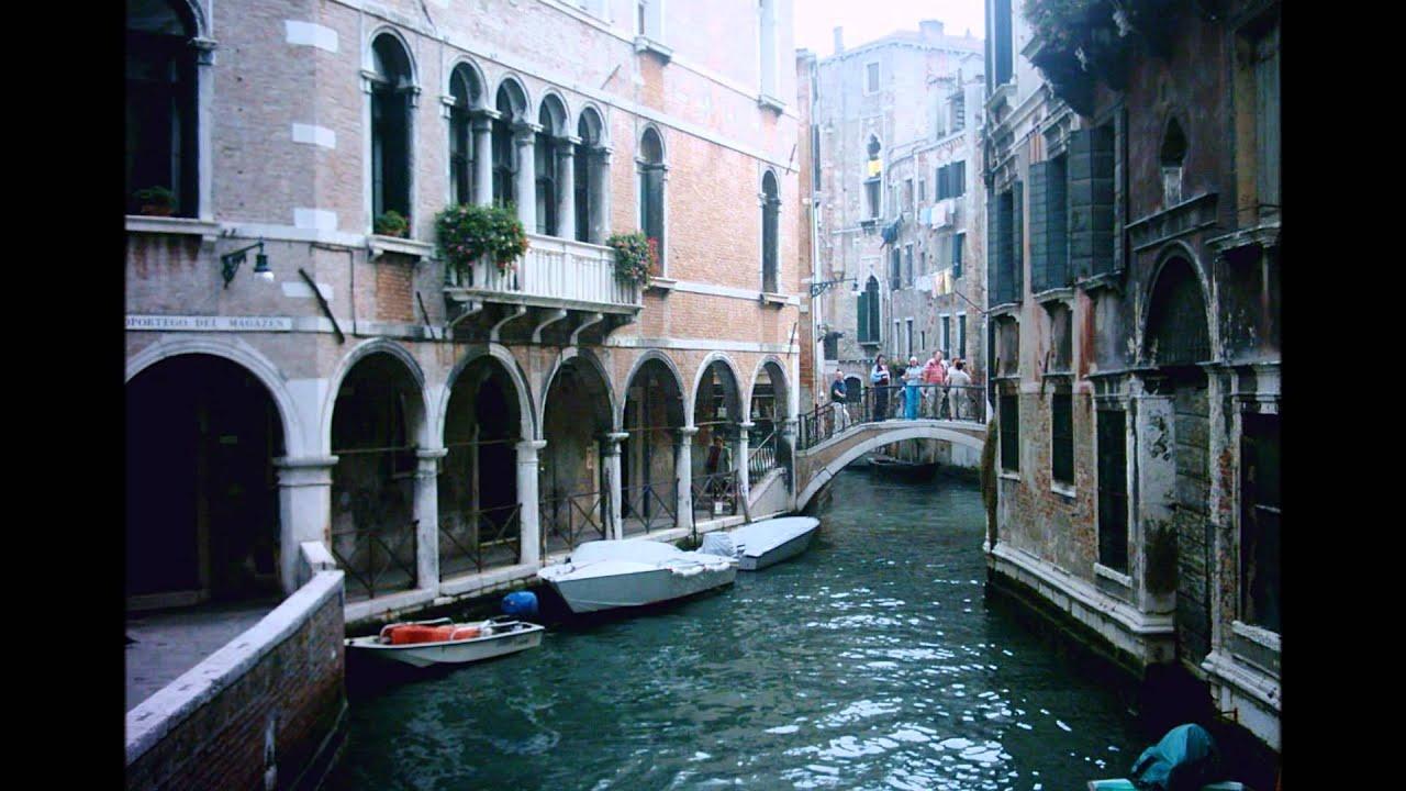 Ciudades de europa venecia italia hd youtube for Be italia