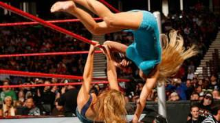 "Raw: Divas Red Carpet ""Dress to Impress"" Battle Royal"