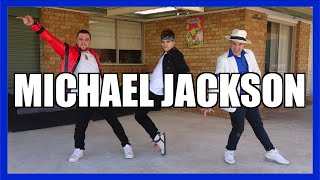Michael Jackson - BLOOD ON THE DANCE FLOOR x DANGEROUS Dance Choreography