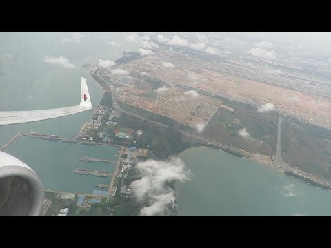 Trip Report .:. Malaysia Airlines .:. Business Class .:. Boeing 737-800 .:. SIN - KUL