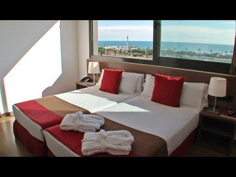 HOTEL 4 BARCELONA. Best Hotels Cities / En La Playa, Booking, Reservar, Réserver, Buchen