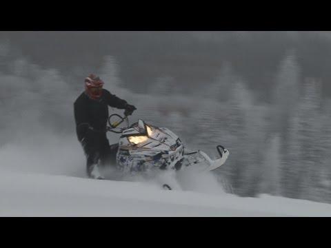 Snowmobiling Utah 2016