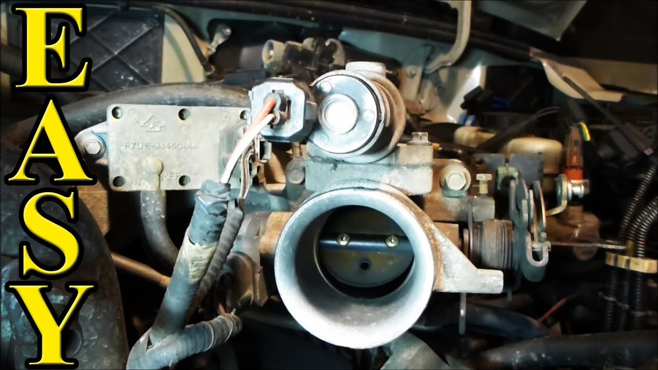 2004 Ford Focus Engine Diagram 110v Sub Panel Wiring Restore Lost Power In Your Or Mazda - Youtube