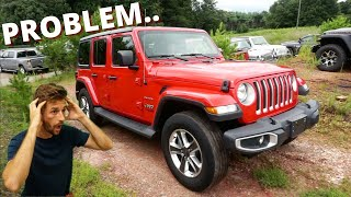 Buying a Jeep Wrangler Is a Disaster!