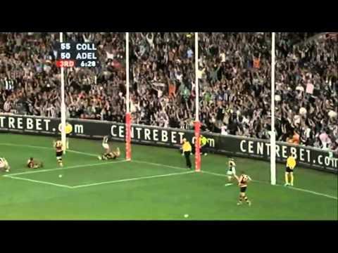 AFL 2009 Semi Final Collingwood Vs Adelaide