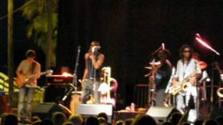 Trombone Shorty at Tropical Heatwave live