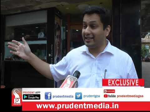 CURSING PARRIKAR GETS YOU ON NATIONAL NEWS: UTPAL_Prudent Media Goa