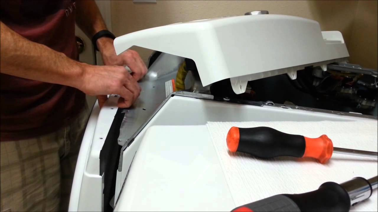Samsung Front Load Washer Drain Pump Motor Fix 1 O Youtube