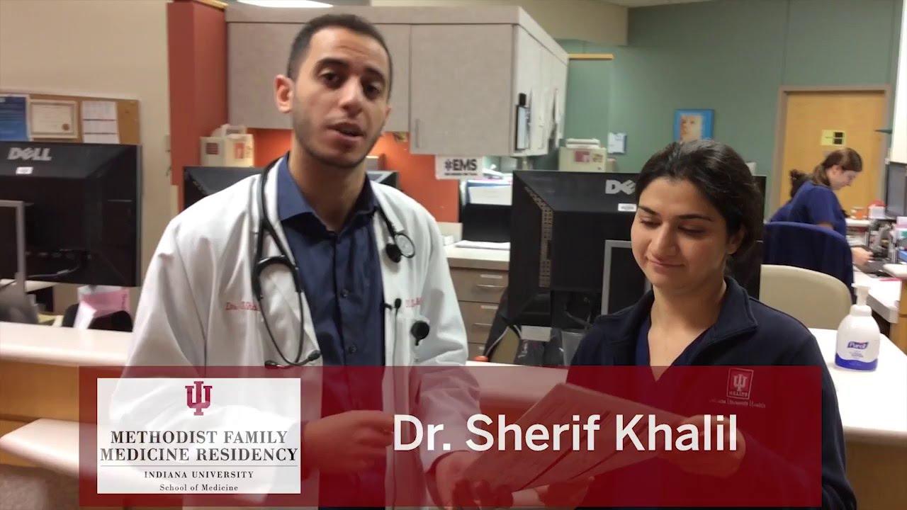 IU Methodist Family Medicine Residency: Patient Education