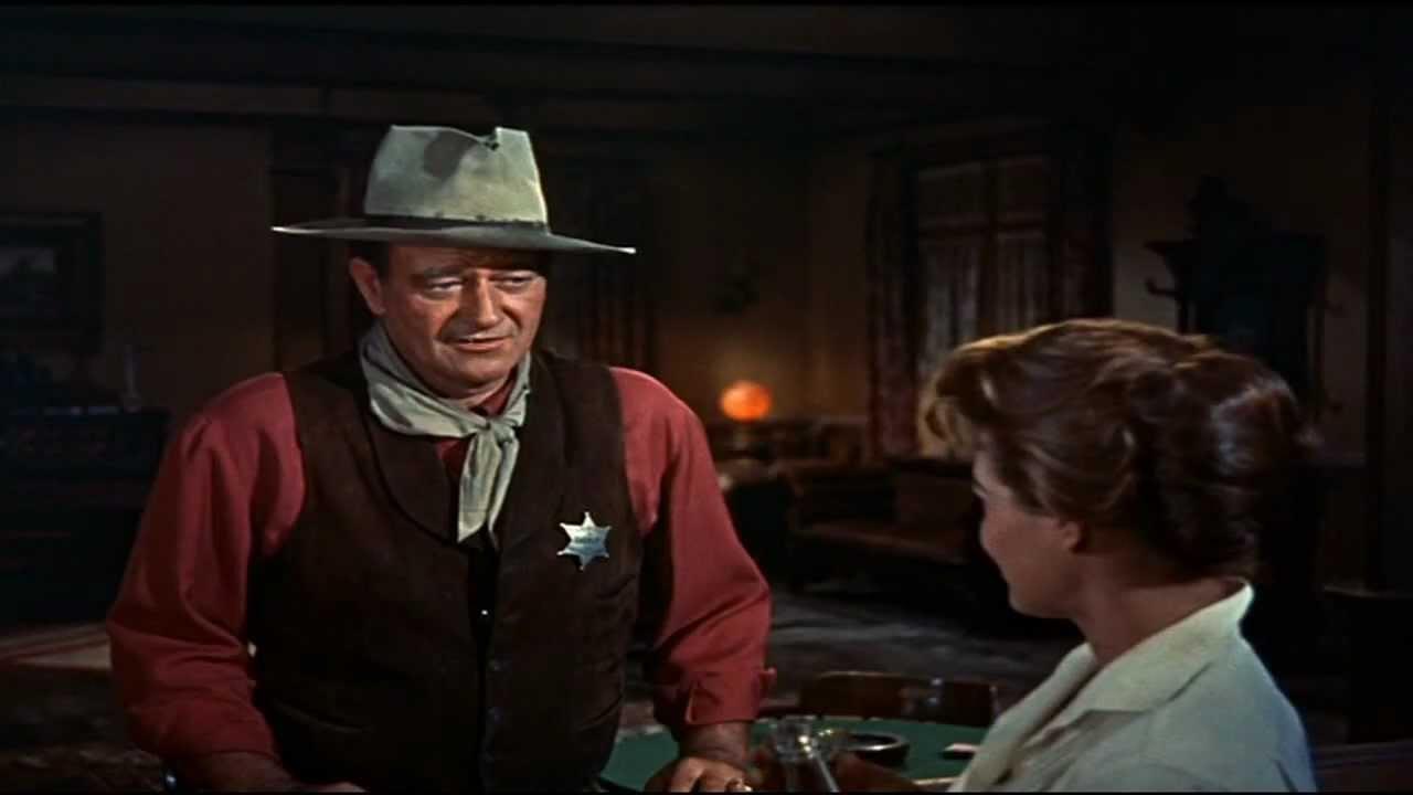 Rio Bravo 1959 Trailer Youtube