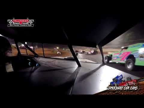 #17 Scottie Hiett - Open Wheel - 4-27-19 Talladega Short Track - In Car Camera