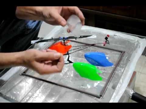 homemade mcpx canopy & homemade mcpx canopy - YouTube