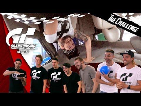 COMIENZA #GTChallenge con DjMaRiiO, Wismichu y Dani Clos VS. Logan G, NexxuzHD  y Lucas Ordoñez