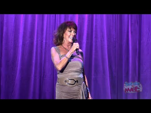 Paige O'Hara (voice Of Belle) Performs Songs From Beauty And The Beast At The 2011 D23 Expo