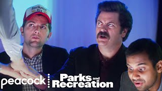 Video The Wrong Way to Consume Alcohol - Parks and Recreation download MP3, 3GP, MP4, WEBM, AVI, FLV Agustus 2017