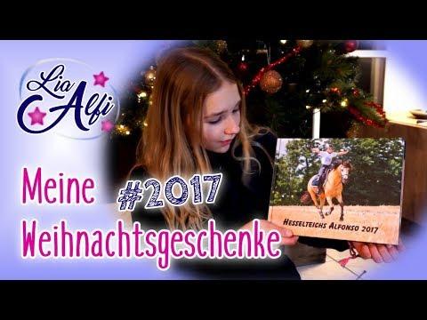 Lia & Alfi - Christmas-Haul - Meine Weihnachtsgeschenke 2017