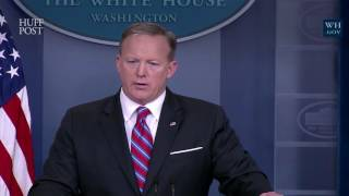 Sean Spicer Flounders On