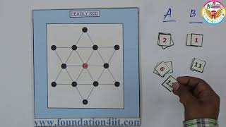 Gambar cover Deadly Red @ Creative Math Game || Maths Project ||