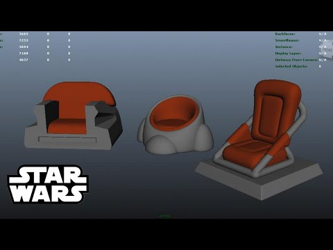 What is the most comfy Jedi Council seat? (ANALYTICAL BREAKDOWN)