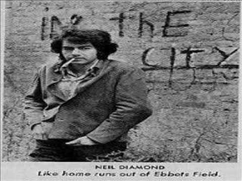 Neil  Diamond - Brooklyn Roads (Live 1971) mp3