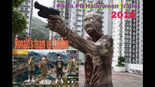 Publication Date: 2018-10-19 | Video Title: P4 to P6 Halloween 2018 Traile