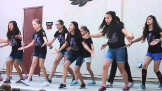 DPX Kids Adreani Talent Show 2014 5th-6th Grade Routine