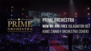 Prime Orchestra - Now we are free (Gladiator OST Hans Zimmer Orchestra Cover)
