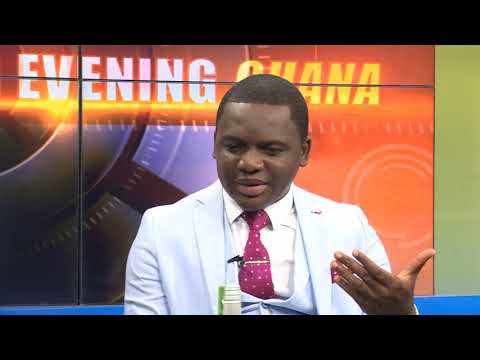 IRBARD IBRAHIM ON GOOD EVENING GHANA ON METRO TV