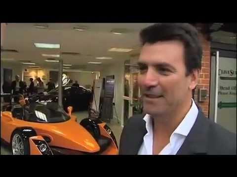 2011 Hulme Supercar Story
