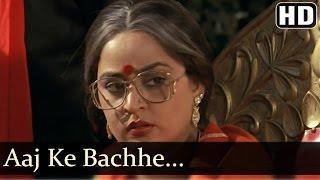 Aaj Kal Ke Bache - Govinda - Anita Raj - Jaisi Karni Vaisi Bharni - Rajesh Roshan - Hindi Song