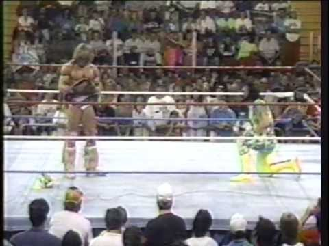 Ultimate Warrior Vs. Randy Savage Drama, WWF 1992