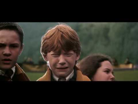 The Evolution of Ron Weasley's Facial Expressions