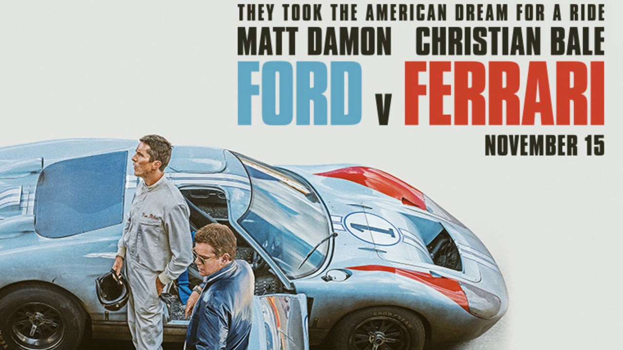 2 Ford V Ferrari Soundtrack Money That S What I Want The