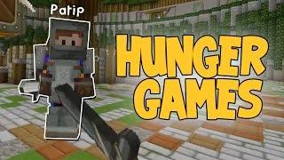 Minecraft - Hunger Games - PATNIP!!