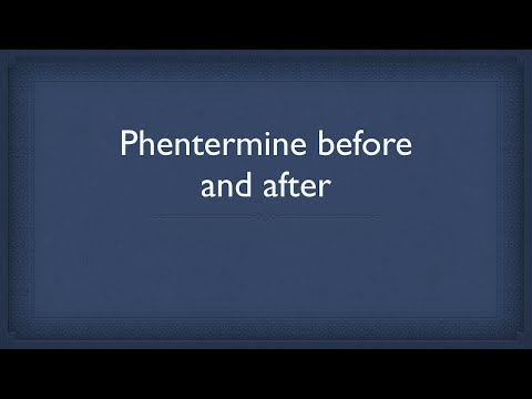 phentermine information side effects