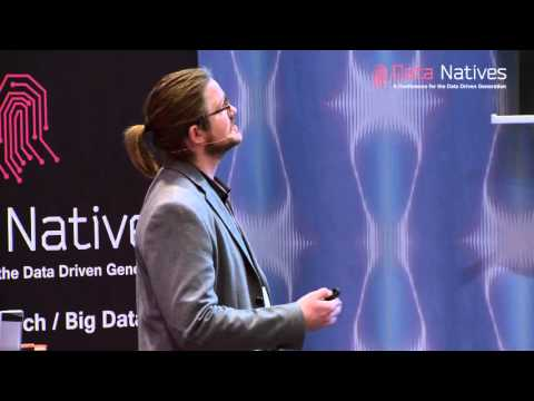 """""""Processing Large Amounts of Time-Series Data"""", Dr Steffen Wachenfeld, Co-Founder & MD at Savedo"""