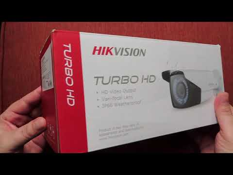 Hikvision Security CCTV