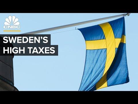 How Sweden Balances High Taxes And Growth